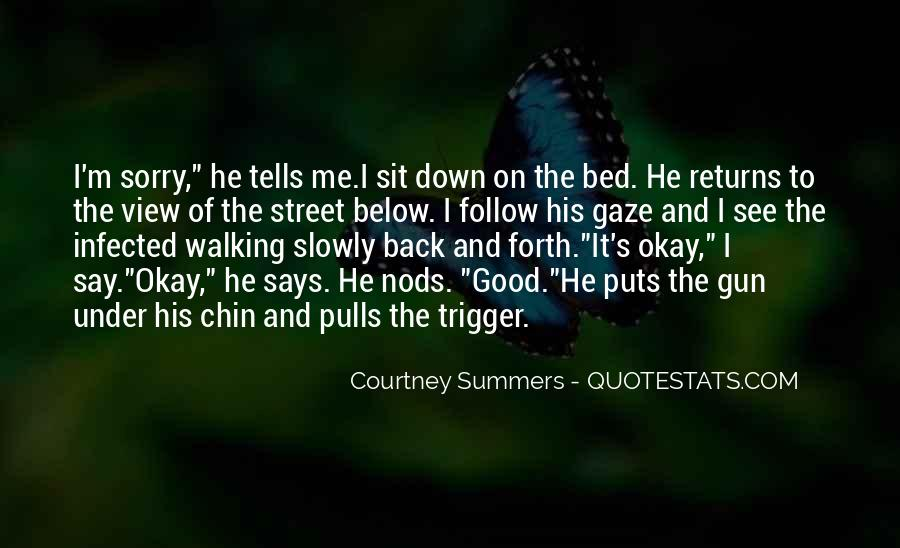 Quotes About Under The Bed #644724
