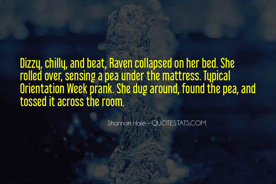 Quotes About Under The Bed #687577