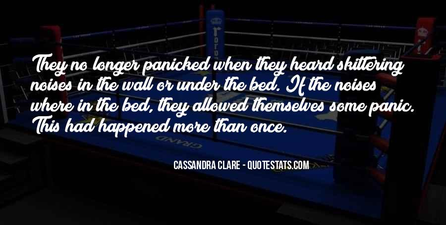 Quotes About Under The Bed #75462