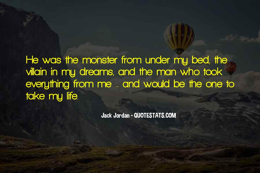 Quotes About Under The Bed #933031