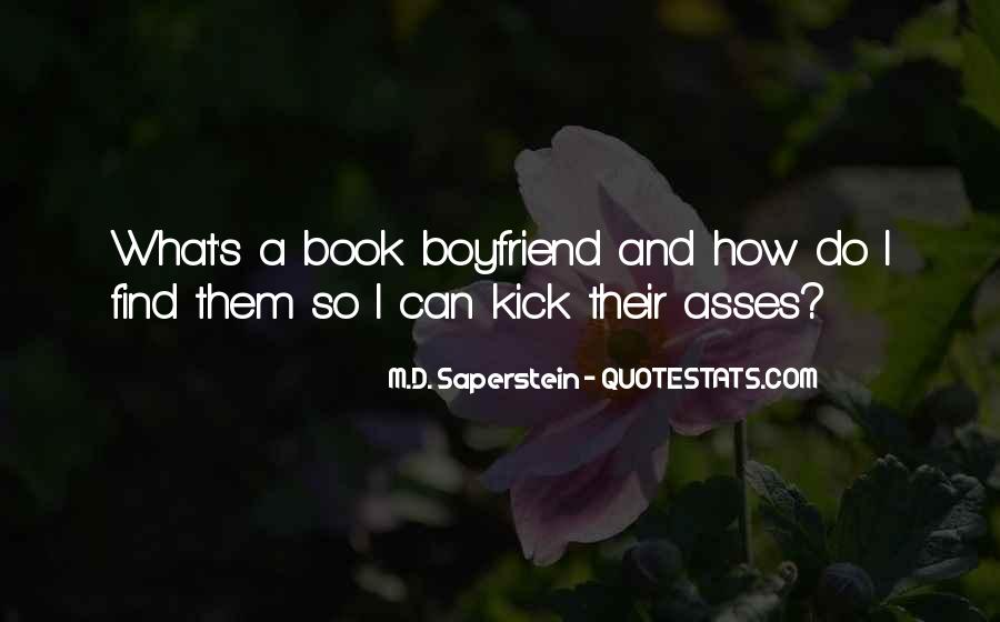 Quotes About Your Funny Boyfriend #1664263