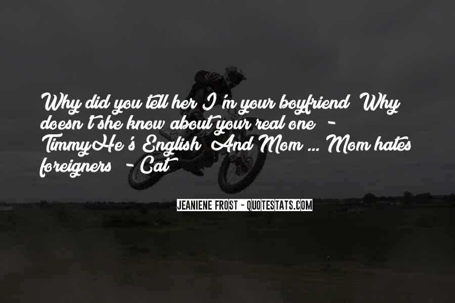 Quotes About Your Funny Boyfriend #277961