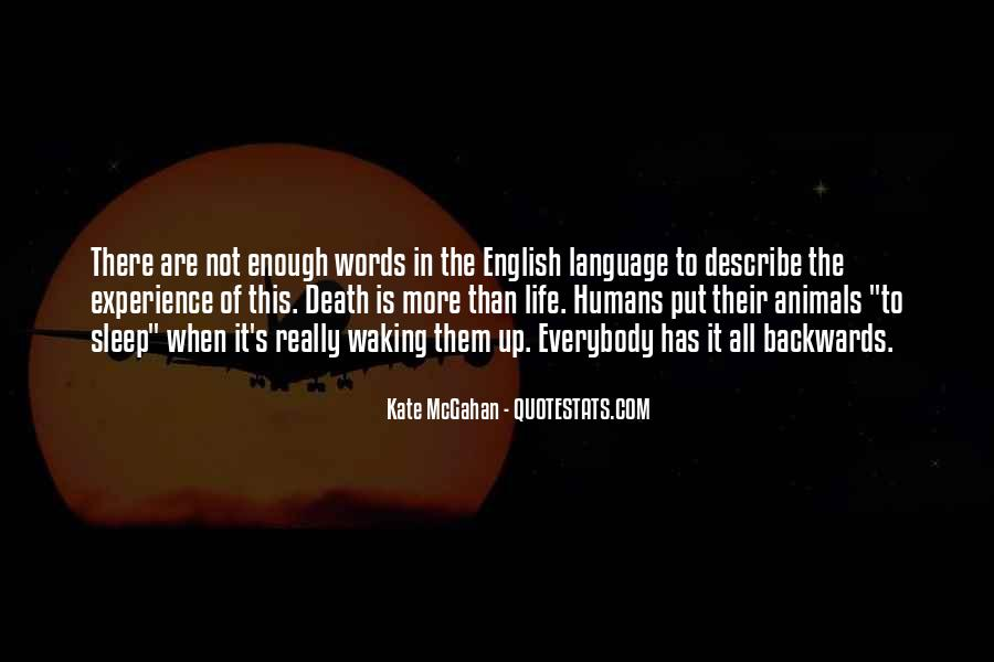 Quotes About Pets And Death #637061