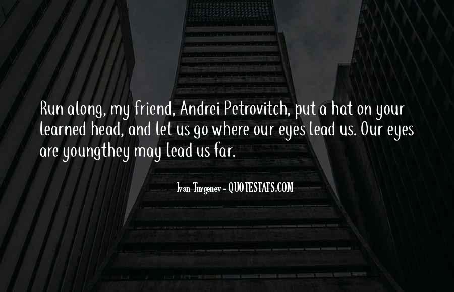 Quotes About Petrovitch #874850