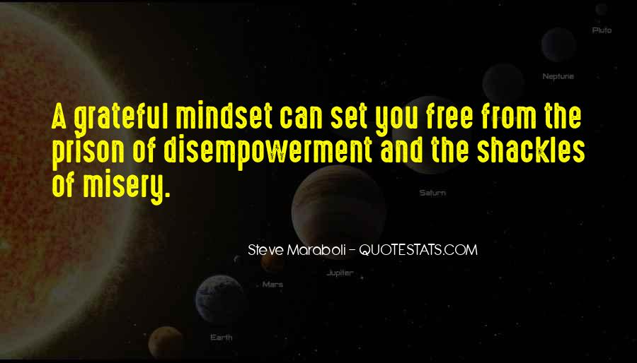 Quotes About Disempowerment #984400