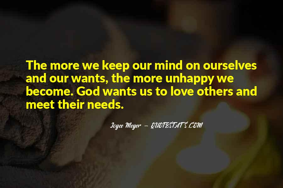 Quotes About Love Unhappy #1134