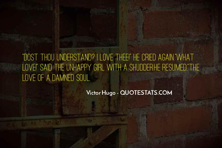 Quotes About Love Unhappy #1221988