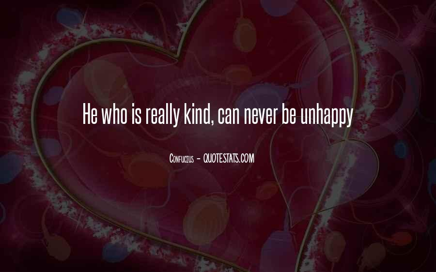 Quotes About Love Unhappy #138133