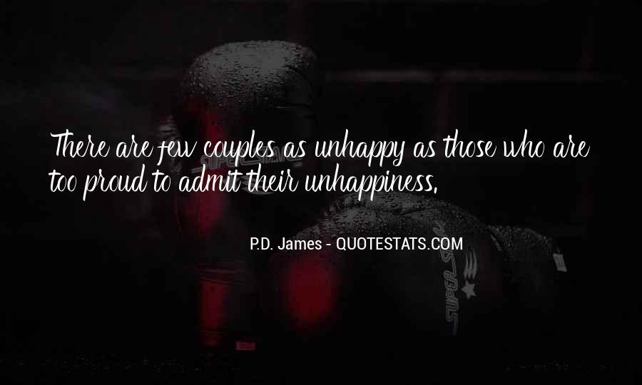 Quotes About Love Unhappy #44057