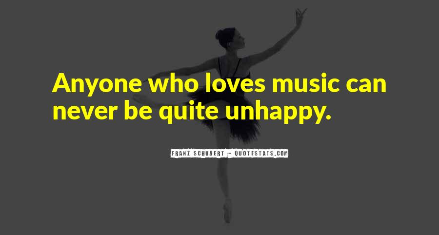 Quotes About Love Unhappy #556666