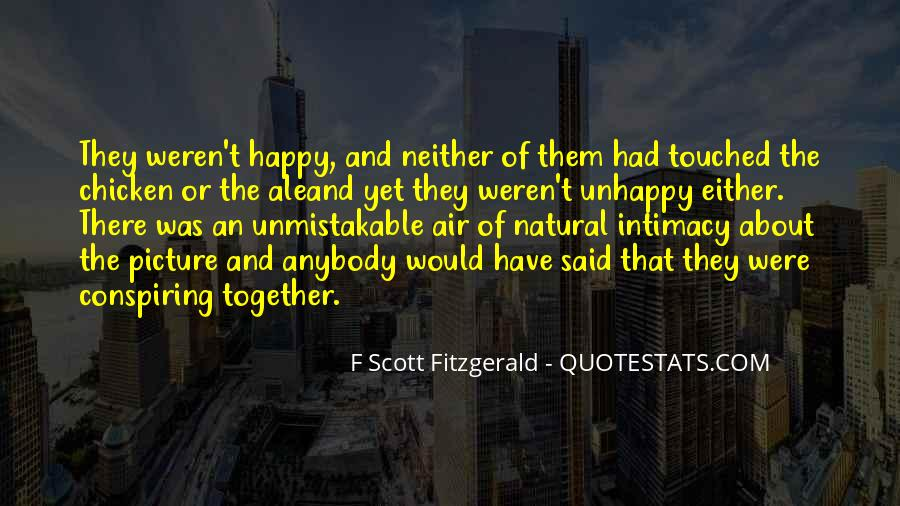 Quotes About Love Unhappy #684266