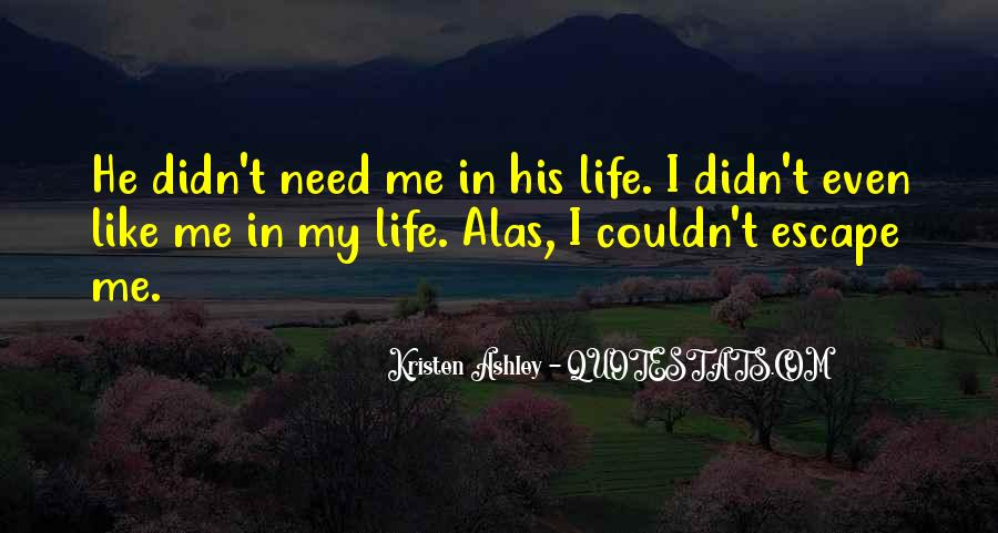 Quotes About Julian Hayden #525718