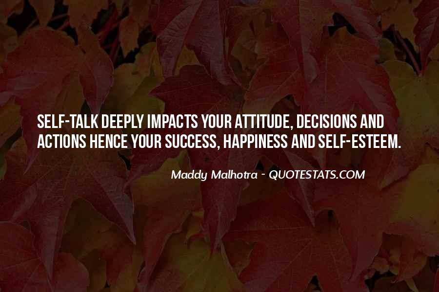 Quotes About Negative Self Talk #1192298