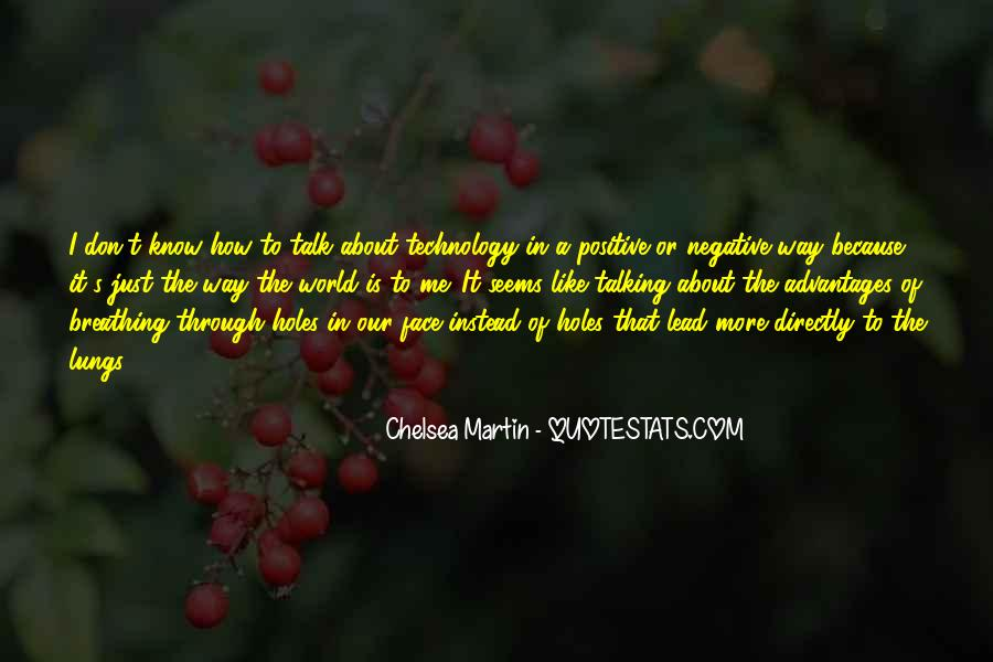 Quotes About Negative Self Talk #1219309