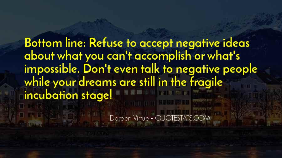 Quotes About Negative Self Talk #1684903
