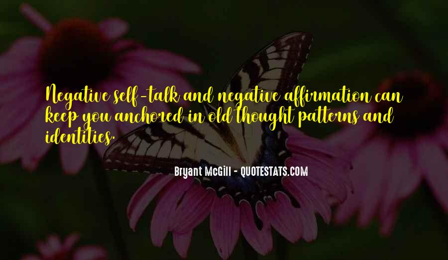 Quotes About Negative Self Talk #422383