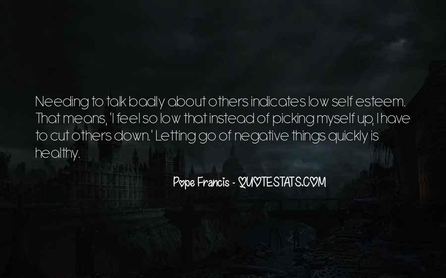 Quotes About Negative Self Talk #789976