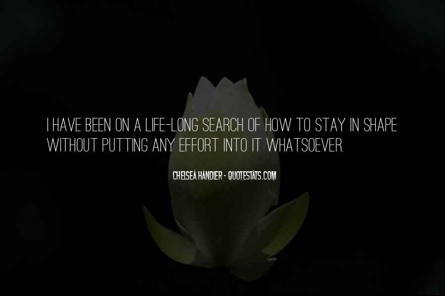 Quotes About Someone Not Putting In Effort #943256