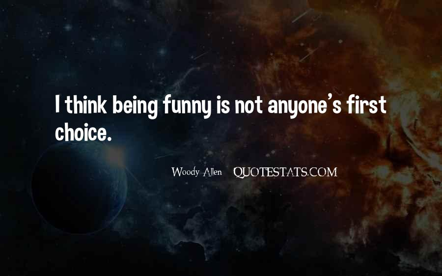 Quotes About Not Being Someone's First Choice #261676
