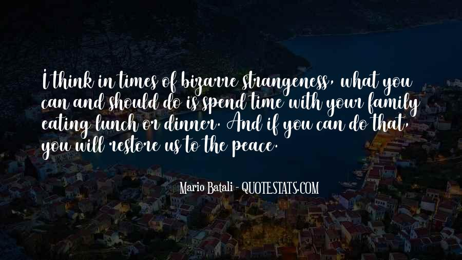 Quotes About Eating Dinner With Family #1004909