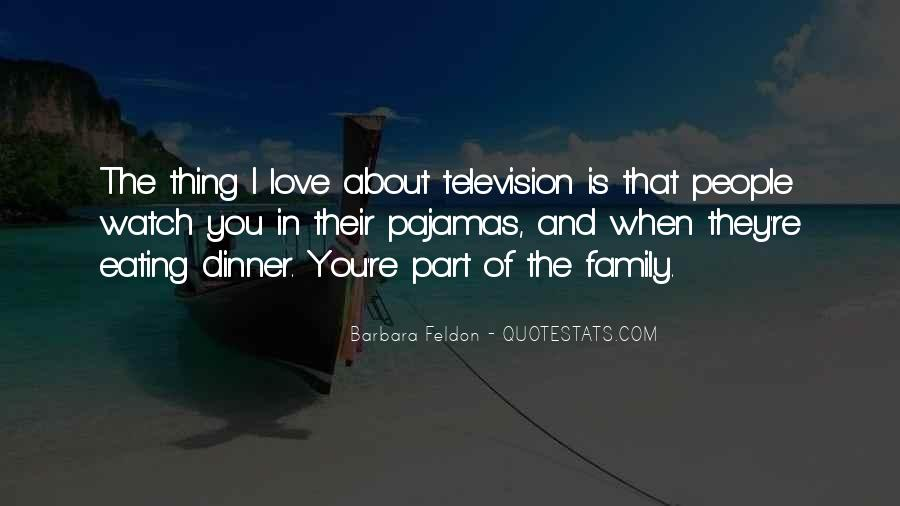 Quotes About Eating Dinner With Family #306859