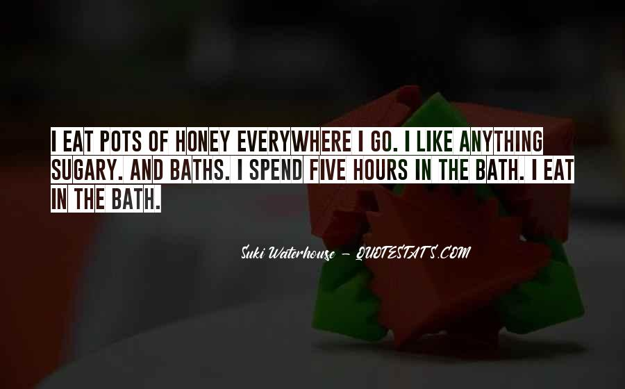 Quotes About Baths #1198706