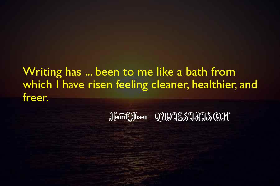 Quotes About Baths #1383463