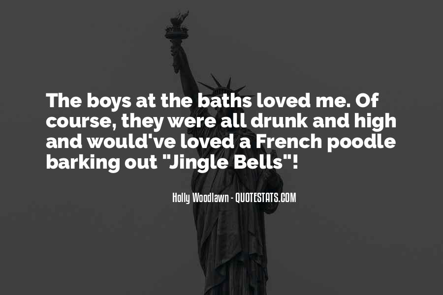 Quotes About Baths #193770