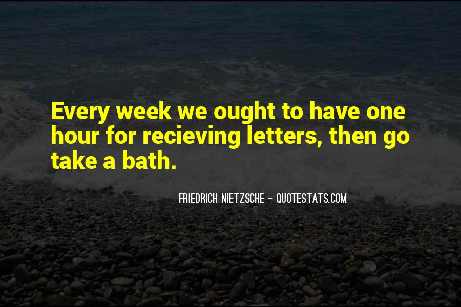 Quotes About Baths #244333