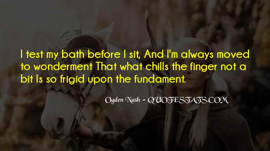 Quotes About Baths #765009