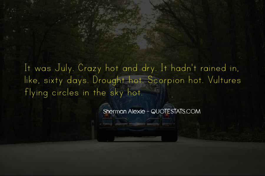 Quotes About Crazy Days #1178217