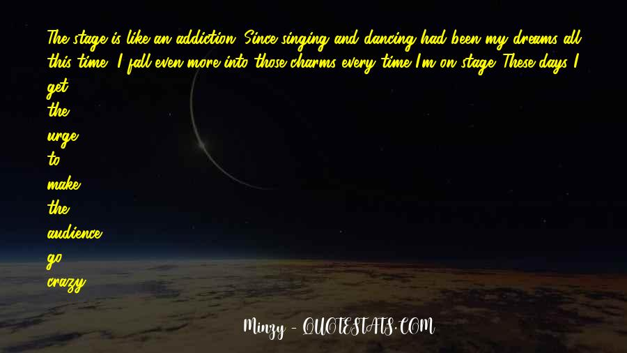Quotes About Crazy Days #137283