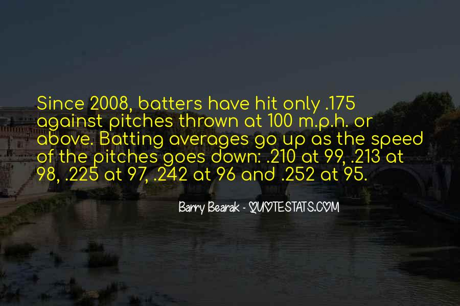 Quotes About Averages #1008920