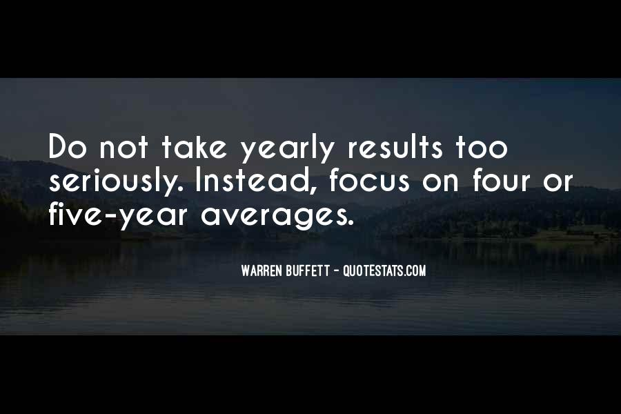 Quotes About Averages #143255