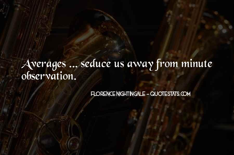 Quotes About Averages #147921