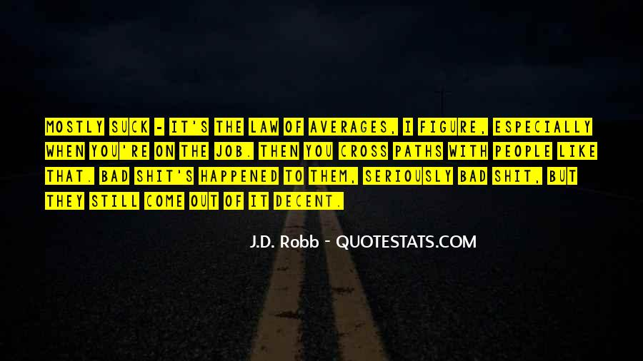 Quotes About Averages #1592660