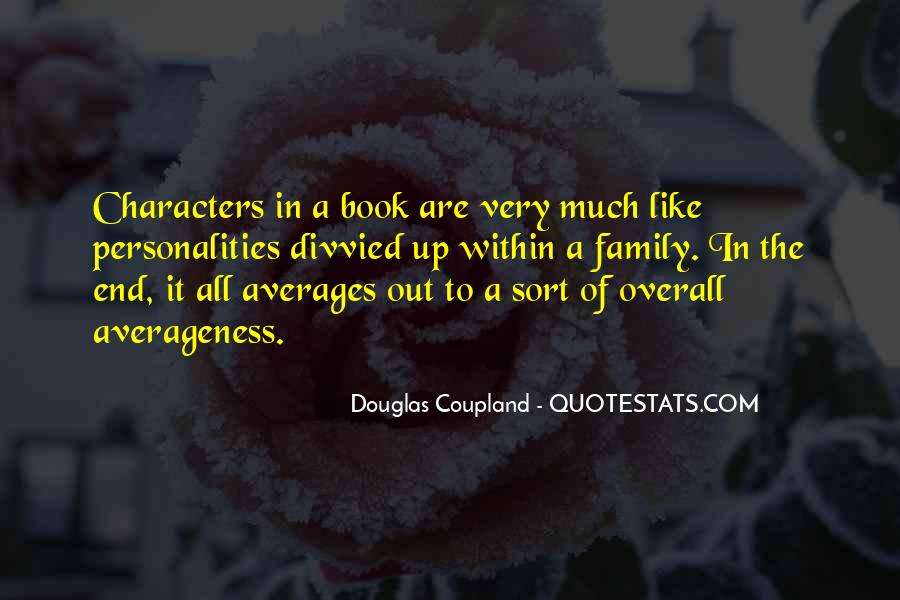 Quotes About Averages #1841050