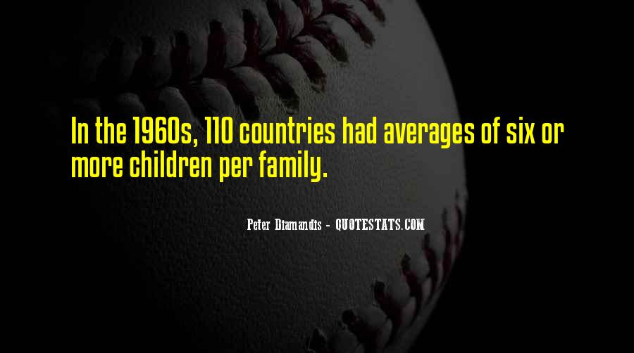 Quotes About Averages #7082