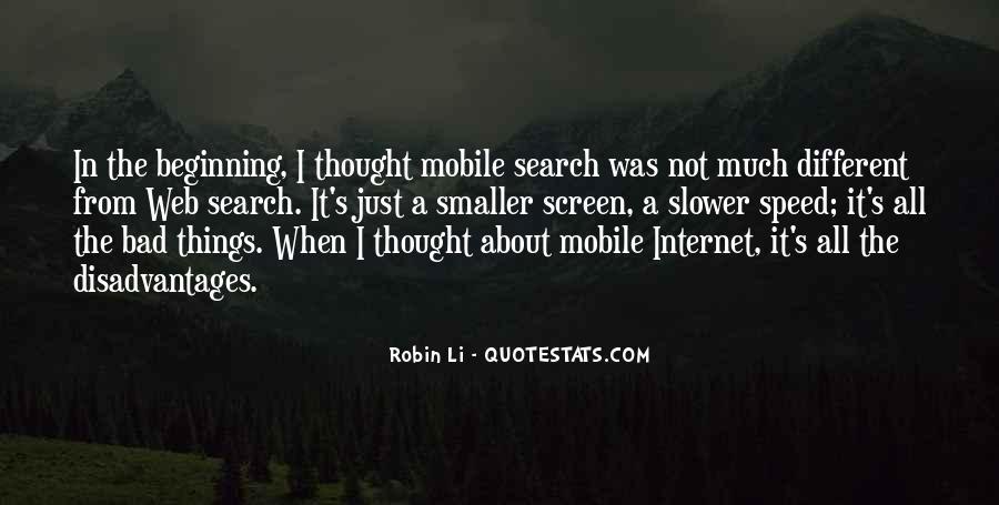 Quotes About Internet Disadvantages #1632075