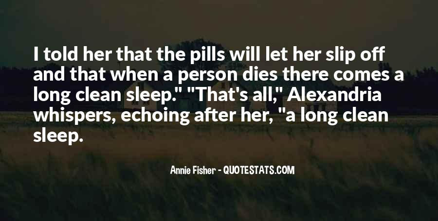Quotes About Death After Cancer #242135