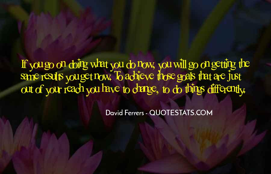Quotes About Getting Same Results #387236