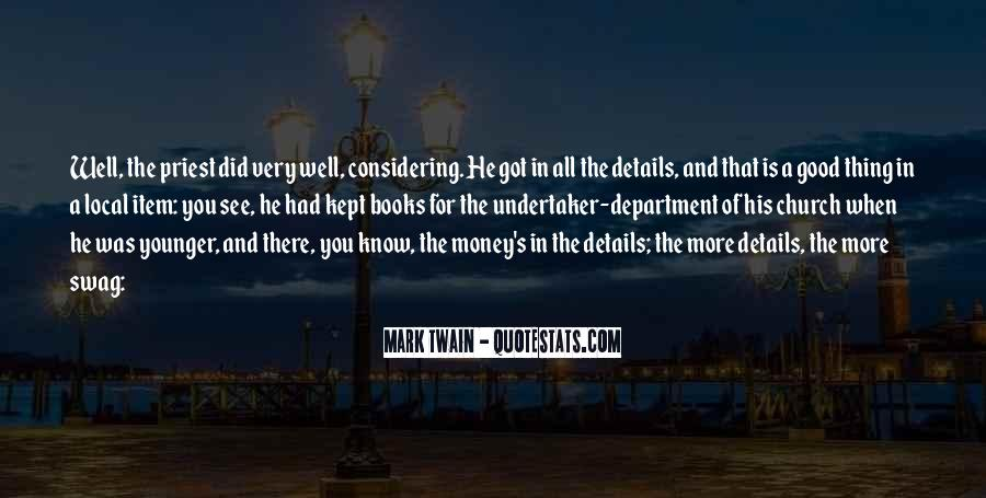 Quotes About Swag Money #1808431