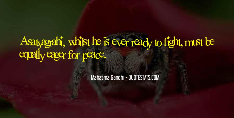 Quotes About Ready To Fight #1011551