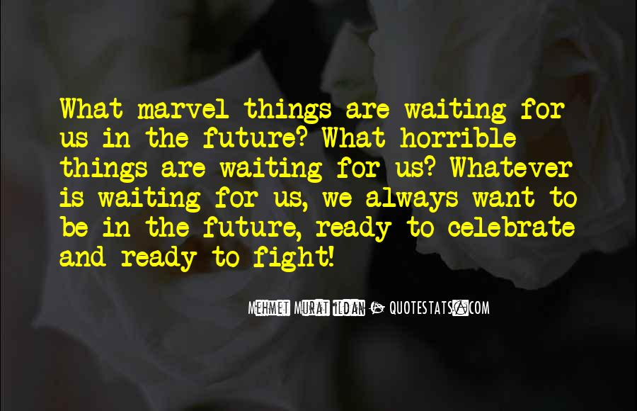 Quotes About Ready To Fight #1267743