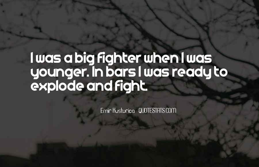 Quotes About Ready To Fight #130014