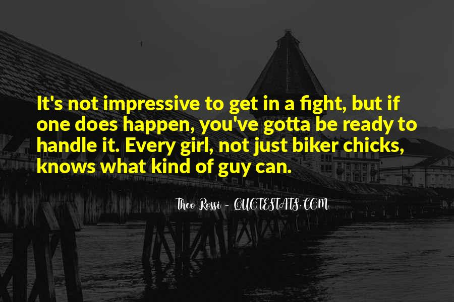 Quotes About Ready To Fight #1448643