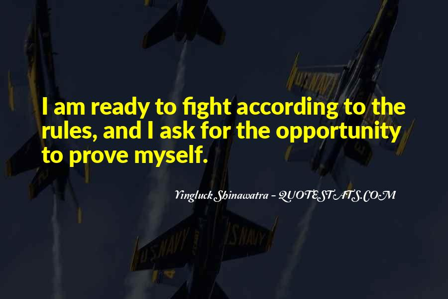 Quotes About Ready To Fight #1548835
