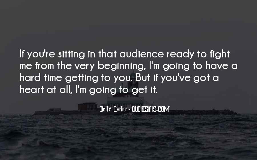 Quotes About Ready To Fight #1575932