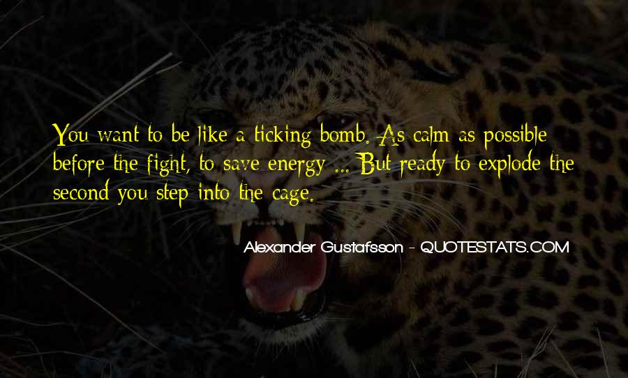 Quotes About Ready To Fight #1629021