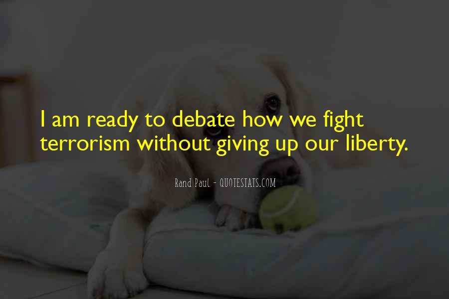 Quotes About Ready To Fight #1767475